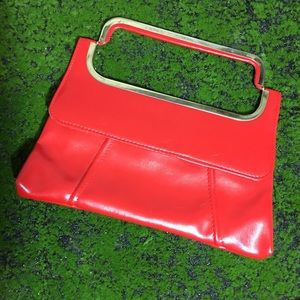 Vintage Red Purse